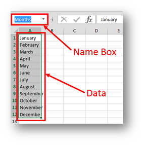 Can you create an email list from excel drop down